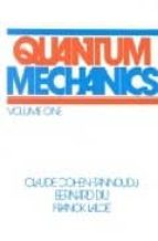 quantum mechanics (vol. ii) (2nd ed.) claude cohen tannoudji 9780471164357