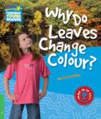 El libro de Why do leaves change colour? (why? series-non fiction readers - n ivel 3) autor RACHEL GRIFFITHS PDF!