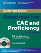 cambridge grammar for cae and proficiency book with answers and audio cds (2) martin hewings 9780521713757