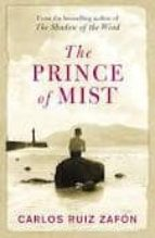 the prince of mist carlos ruiz zafon 9780753828557