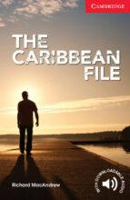 the caribbean file (level 0 beginner/elementary) (book) richard macandrew 9781107674257