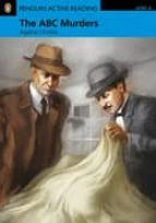 the abc murders book/cd rom for pack: level 4 (penguin readers) agatha christie 9781408232057