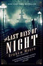 last days of night graham moore 9781471165757