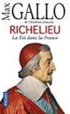 richelieu-max gallo-9782266268257
