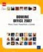 domine office 2007: word, excel, powerpoint y outlook-9782746053557