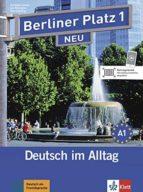 berliner platz neu 1 alumno+ejercicioscic+cd-9783126060257