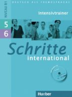 schritte international 5 + 6 intensivtr + cd-9783190118557