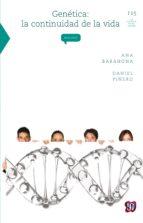 genética (ebook) ana barahona daniel piñero 9786071616357