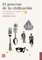 el proceso de la civilizacion (4ª ed.)-norbert elias-9786071634757