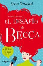 el desafío de becca (el divan de becca 2)-lena valenti-9788401015557