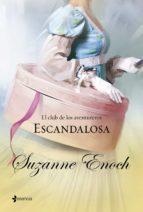 escandalosa (el club de los aventureros nº 2)-susanne enoch-9788408007357