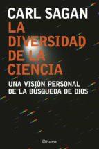 la diversidad de la ciencia-carl sagan-iñaki del moral-sara brun-9788408074557