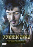 las cronicas de magnus bane (cazadores de sombras)-cassandra clare-9788408145257