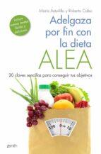 adelgaza por fin con la dieta alea-maria astudillo-roberto cabo-9788408184157