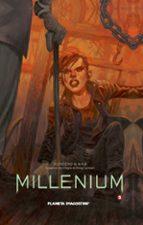 millenium nº 02-sylvain runberg-9788416051557