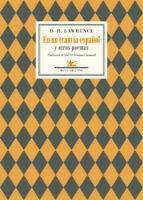 en un tranvia español y otros poemas: antologia poetica d.h. lawrence 9788416246557