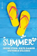 summer love (a year of love 1)-victoria vilchez-irene ferb-kate danon-9788416384457