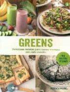 greens: deliciosas recetas para comer verdura con cada comida jessica nadel 9788416407057