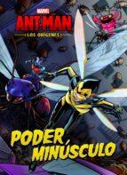 ant-man. los orígenes: poder minúsculo-9788416914357