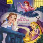 princesas: recopilatorio de cuentos: dulces sueños-9788416917457