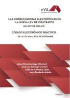 las consecuencias electrónicas de la nueva ley de contratos del sector público (ebook)-9788417365257