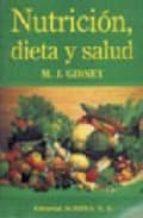 nutricion, dieta y salud m. j. gibney 9788420006857