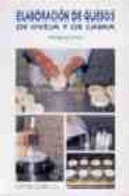 elaboracion de quesos de oveja y de cabra-w. scholz-9788420008257