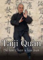 taiji quan: de los chen a los sun-jose luis serra-9788420304557