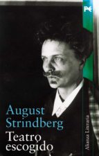 teatro escogido august strindberg 9788420632957