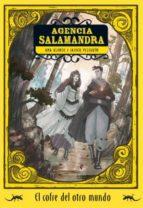 el cofre del otro mundo (agencia salamandra)-ana alonso-javier pelegrin-9788424636357