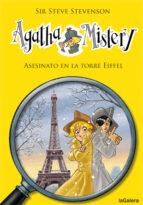 agatha mistery 5: asesinato en la torre eiffel steve stevenson 9788424641757