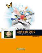 aprender outlook 2010 con 100 ejercicios practicos-9788426717757
