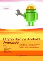 el gran libro de android avanzado (4ª ed.) 9788426724557
