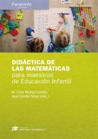 didactica de las matematicas para maestros de educacion infantil 9788428337557