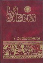 la biblia latinoamericana (42ª ed.)-ramon ricciardi-9788428504157