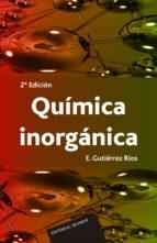 quimica inorganica enrique gutierrez rios 9788429172157