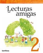 lecturas amigas 2 (primaria)-9788429484557