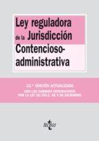 ley reguladora de la jurisdicción contencioso-administrativa (ebook)-9788430961757