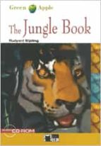 the jungle book. book + cd rudyard kipling 9788431690557