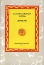 canciones de rueda. danzas-mariluz escribano pueo-tadea fuentes vazquez-9788433829757