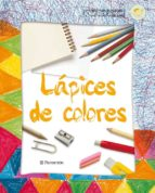 lapices de colores : que facil pintar-9788434228757