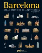 barcelona: atlas historico de arquitectura 9788434229457