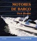 motores de barco-dick hewitt-9788436812657
