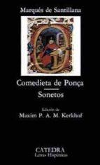 comedieta de ponça. sonetos-marques de santillana-9788437606057