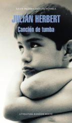 canción de tumba (ebook)-julian herbert-9788439725657
