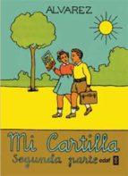 mi cartilla - segunda parte-antonio alvarez-9788441428157