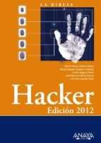 hacker. edicion 2012 9788441530157