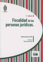 fiscalidad de las personas jurídicas-9788445434857