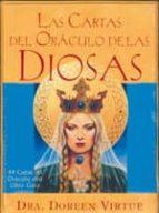 las cartas del oraculo de las diosas: 44 cartas del oraculo con l ibro guia-doreen virtue-9788460990857