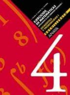 cuaderno 4 matematicas opcion ciencias sociales 1º bachillerato 9788466713757